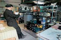 В аккумуляторной лаборатории НИИАЭ накоплен колоссальный опыт исследования и эксплуатации батарей