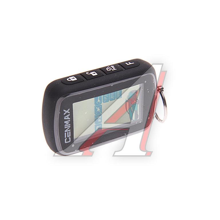 Брелок ж/к для сигнализации V10 D CENMAX