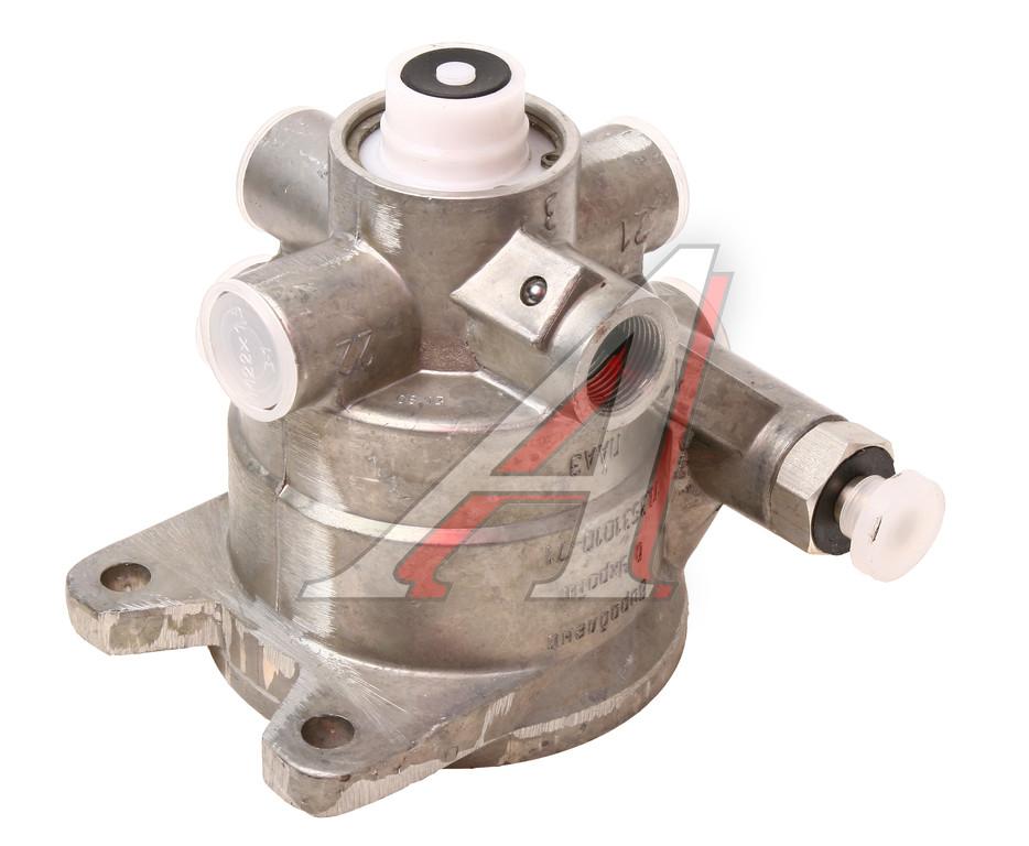 Схема тормозной системы полуприцепа шмитц