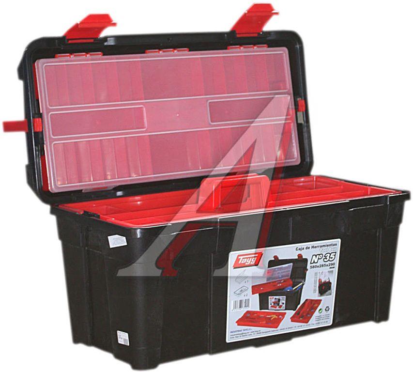 19026bc688be TAYG35 Ящик для инструмента 580x285x290мм TAYG - TAYG-35 135002 ...