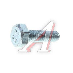Болт М4х0.7х14 шестигранный оцинкованный DIN933