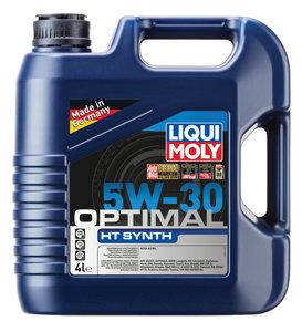 Масло моторное OPTIMAL SYNTH VW 502/00/505/00 синт.4л LIQUI MOLY LM SAE5W30 39001/акция39010