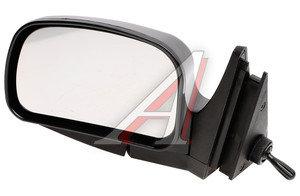Зеркало боковое ВАЗ-2105 левое антиблик хром люкс Политех-Р-5рта/СПл, T96047802, 2105-8201050