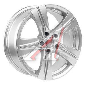 Диск колесный литой HYUNDAI Santa Fe (-13) KIA Sorento (-12) R17 KI10 S REPLICA 5х114,3 ЕТ41 D-67,1