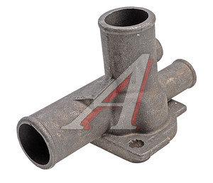 Патрубок ВАЗ-21083 головки блока выпуской (под датчик) АвтоВАЗ 21083-1303014-10, 21083130301410