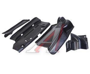 Обивка багажника ВАЗ-2106 комплект 4 части Сызрань 2106-5004210/10/31/33, 2106-5004210