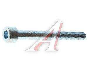 Болт М6х1.0х55 цилиндрическая головка внутренний шестигранник DIN912