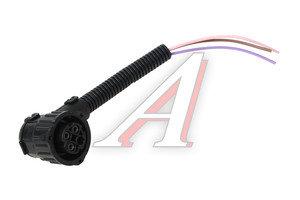 Штекер МАЗ угловой (3 провода, байонет) 1845-967325-3