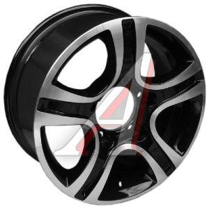 Диск колесный литой УАЗ R16 Талисман Мега КС-592 АЧ K&K 5х139,7 ЕТ35 D-110,1, 3709