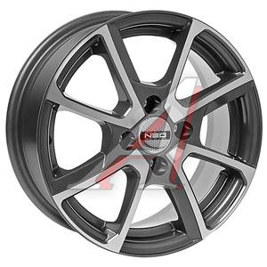 Диск колесный ВАЗ литой R14 GRD NEO 438 4х98 ЕТ35 D-58,6