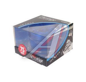Ароматизатор на панель приборов гелевый (Ice Aqua) 50мл PRESTIGE TASOTTI 349, TASOTTI Prestige gel\Ice Aqua