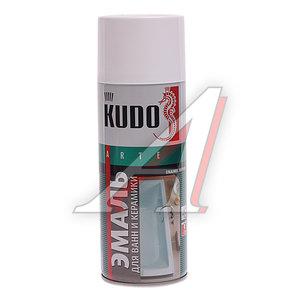 Краска для ванн белая 520г KUDO KUDO-1301, KU-1301