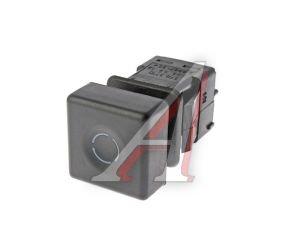 Выключатель кнопка ВАЗ-2110 рециркуляции воздуха АВАР 378.3710-04.02 12V, 378.3710-04.02М