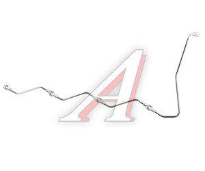 Трубка топливная КАМАЗ-ЕВРО-3 дренажная форсунок левая (ОАО КАМАЗ) 740.70-1104346
