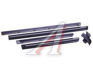 Молдинг ВАЗ-2114,2115 кузова Н/О комплект 2114-82121*Н/О, 2114-8212134