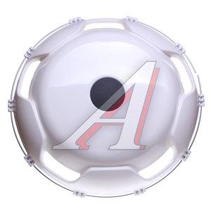 Колпак колеса R22.5 переднего пластик (белый) ТТ-ПЛ-Т11, АТ59221