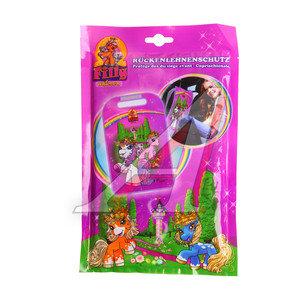 """Защита спинки сиденья переднего от загрязнения обувью """"Лошадки Филли"""" Disney FIKFZ670/BSKFZ670"""