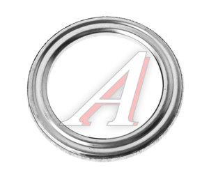 Прокладка ГАЗ,УАЗ трубы приемной кольцо (квадратного сечения) 14-1203240