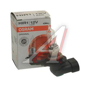 Лампа 12V HIR2 65W PX22d OSRAM O-9011