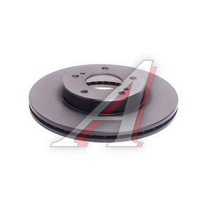 Диск тормозной NISSAN Maxima (88-00) передний (1шт.) TRW DF2574, 4020688E01