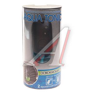 Ароматизатор на дефлектор жидкостный (освежающая мята) Aqua tonic FKVJP ATV-166
