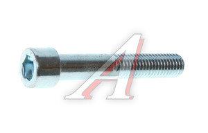 Болт М12х1.75х70 цилиндрическая головка внутренний шестигранник DIN912