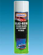 Очиститель стекол аэрозоль 500мл PINGO PINGO 00128-3, P-00128-3