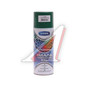 Краска темно-зеленая аэрозоль 520мл VIXEN VIXEN VX-16002, VX-16002