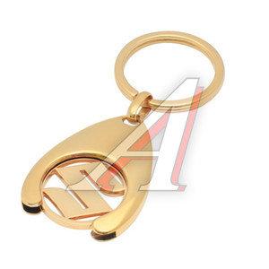 Брелок GOLD SUZUKI 24-каратное золотое напыление GOLDEN TOUCH BR-117G