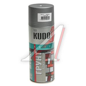 Грунт серый аэрозоль 520мл KUDO KUDO KU-2001, KU-2001
