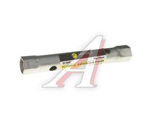 Ключ трубчатый 18х19мм ЭВРИКА ER-72819