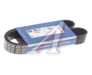 Ремень приводной поликлиновой 8PK1020 DIESEL TECHNIC 2.15361, 8PK1020