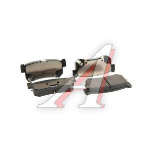 Колодки тормозные SSANGYONG Rexton (02-) задние (4шт.) OE 4841308051