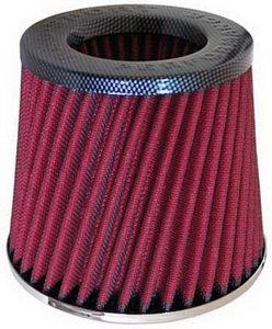Фильтр воздушный PRO SPORT TORNADO красный карбон d=70 RS-00124