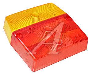 Рассеиватель МТЗ фонаря заднего Ф400П (пластик) РК Ф400С, Ф-400.01.00