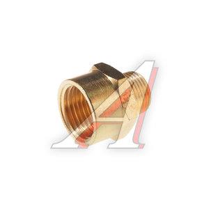 """Переходник для компрессора M3/8""""хF1/2"""" соединитель резьбовой в блистере ROCK FORCE RF-MFE06/08"""