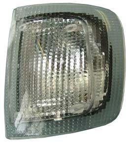 Указатель поворота ГАЗ-3302,3110,31029 левый передний белый ОСВАР 3502.3726-02, 3502.3726-02БЛ