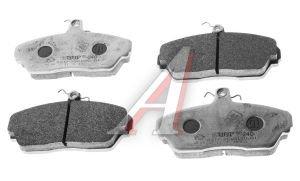Колодки тормозные ГАЗ-2217 передние (4шт.) в упаковке ГАЗ (ОАО ГАЗ) 2217-3501800-02, 2217-3501170
