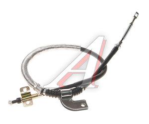 Трос стояночного тормоза SSANGYONG Musso задний правый (дисковые тормоза) OE 4902007100