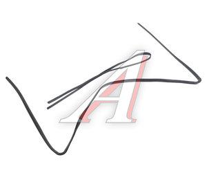 Уплотнитель стекла ВАЗ-2110 ветрового БРТ 2110-5206054, 2110-5206062