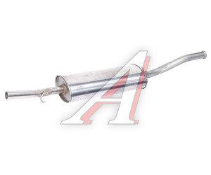Глушитель ВАЗ-2112 Н/О АвтоВАЗагрегат 2112-1200010-50, 2112-1200010
