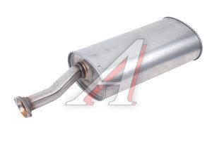 Глушитель УАЗ-315195 ЗМЗ-409 нержавеющая сталь НТЦ МСП 31602-1201010-10, 3160 20 1201010-10