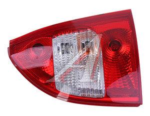 Фонарь задний ВАЗ-1117 правый ДААЗ 1117-3716010, 11170371601000, 11170-3716010-00