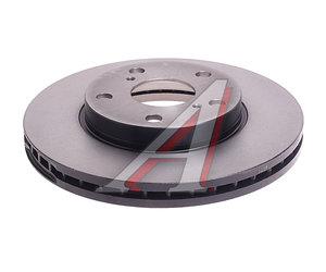 Диск тормозной TOYOTA Auris (08-12) передний (1шт.) TRW DF4808, 43512-02180