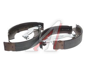 Колодки тормозные TOYOTA Corolla (97-) задние барабанные (4шт.) TRW GS8603, 04495-05010