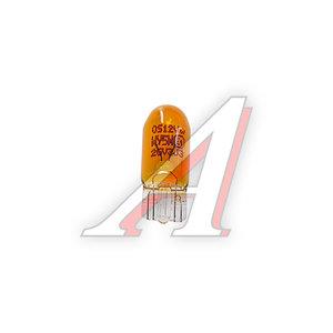 Лампа 12V WY5W W2.1x9.5d бесцокольная NEOLUX N501A, NL-501A, А12-5-2