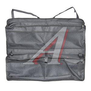 Органайзер на спинку сиденья заднего 60х50х5см BLACK COMFORT ADDRESS BAG-031