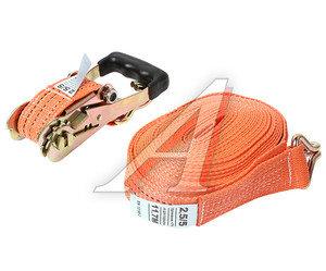 Стяжка крепления груза 5т 12м-50мм (полиэстер) с храповиком ТОП АВТО РК45012