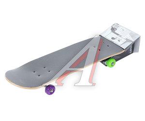 """Скейтборд 31х8"""" алюминиевый трак Street 1 LARSEN SBH-1, 245173"""