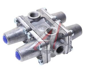 Клапан КАМАЗ защитный 4-х контурный ТИМЕР 53205-3515400-10